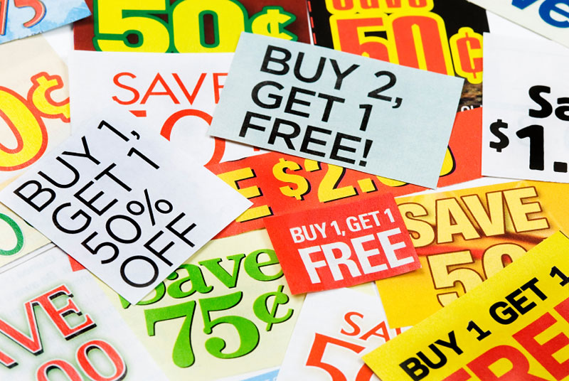InStore Coupons & Deals